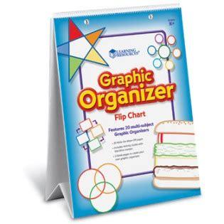 Desk Flip Chart Organizer Graphic Organizer Flip Chart Learning Resources 174