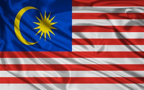 bandera de malasia fondos de pantalla bandera de malasia