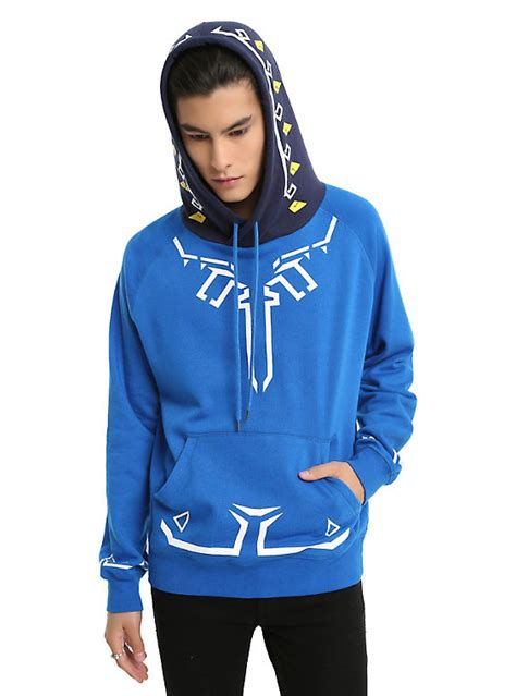 Sweater The Legend Of Breath Of The Hoodie the legend of breath of the link hoodie topic