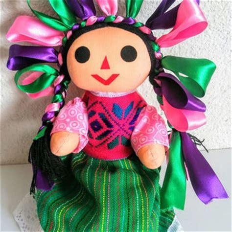 mexican rag dolls for sale shop ethnic dolls on wanelo