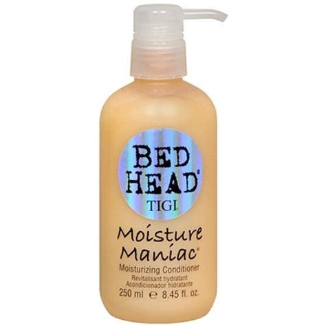 bed head moisture maniac add moisture to thirsty hair with tigi s bed head moisture maniac beauty and fashion