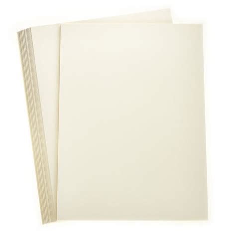 ivory premium smooth paper a4 100 pack hobbycraft
