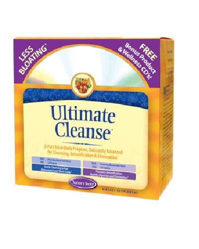 Ultimate Detox Drink Review by Ultimate Cleanse Kit Natures Health Shoppe