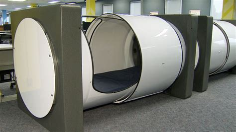 sleeping pods student nap pods arrive at the british columbia institute of technology lifestyle from ctv news