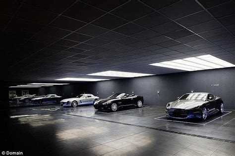 Luxury Car Garage Design designs from the dark knight luxury home dubbed the wayne manor has