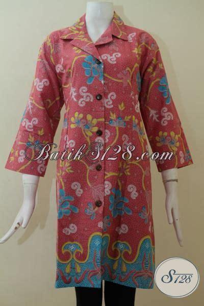 Fashion Wanita Dress Caroline Xl Dr Dress Wanita Spandek Fna terusan batik dress cantik big size untuk orang berbadan