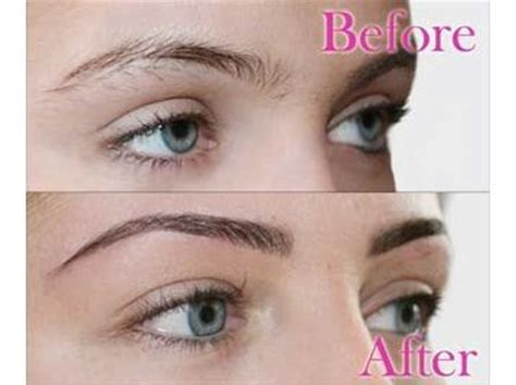 tattoo eyebrows miami permanent makeup eyebrows and eyebrow shapes on pinterest