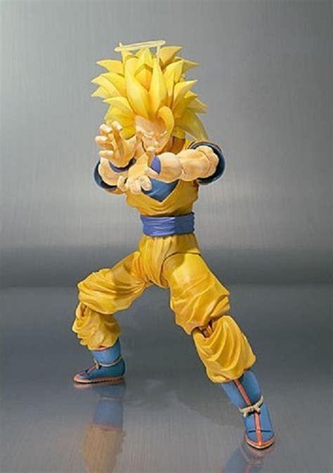 Shf Saiyan 3 Goku Original Ori Ss3 s h figuarts z saiyan 3 goku