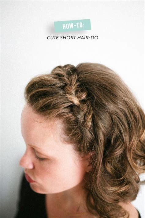 braids updo for short hairstep by step how to braided do for short hair hair steps crown