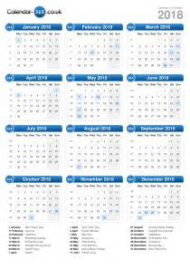 Panama Kalender 2018 Calendar 2018