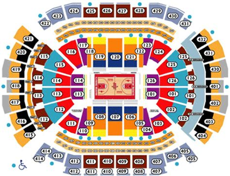 toyota center 3d seating chart nba basketball arenas houston rockets home arena