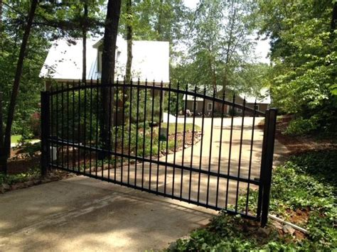 swing driveway gates gate opener estate swing e s 1600 single gate opener w