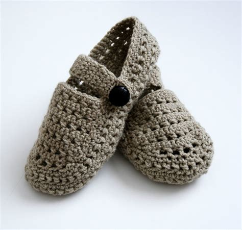 crochet house shoes crochet slippers felt