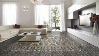 Living Room Floor Tiles Ideas 25 Beautiful Tile Flooring Ideas For Living Room Kitchen And Bathroom Designs