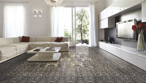 ceramic tile in living room 25 beautiful tile flooring ideas for living room kitchen