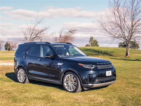 land rover discovery hse 2017 2017 land rover discovery hse luxury td6 review canadian