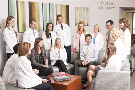 physical therapy schools in department of physical therapy school of health professions