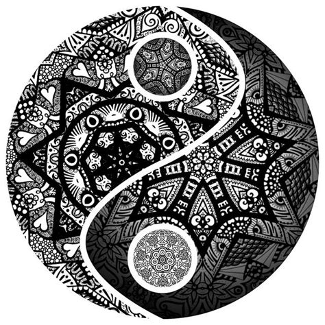 free pattern for yin yang bag 435 best images about zentangle 2 on pinterest zentangle
