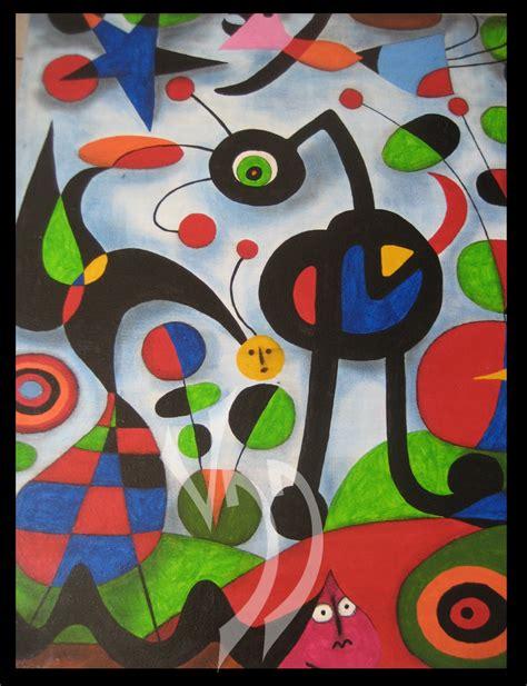 imagenes de intervenciones artisticas arte infantil con joan mir 211