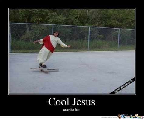 Cool Jesus Meme - cool jesus by simplysamy meme center