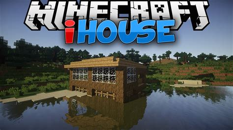 House Mod by Minecraft Mods Instant Houses Mod Showcase 1 7 10