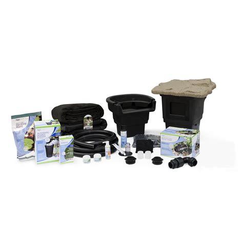 backyard ponds kits pond kits illinois landscape supply