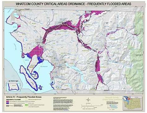 whatcom county zoning map county wide critical area ordinance maps whatcom county