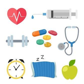 clip art de vectores de conjunto salud icono vector emergencia fotos y vectores gratis