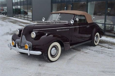 old car manuals online 2004 buick century engine control 1939 buick century 5 2 series 60 convertible car photo and specs