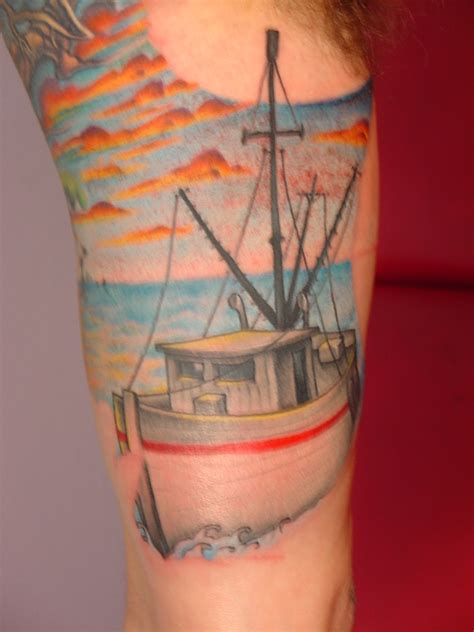 tattoo from love boat topic x boat sailboat jamson