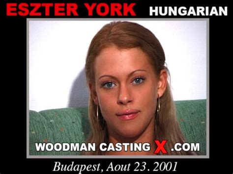 bedroom casting porn eszter york on woodman casting x official website