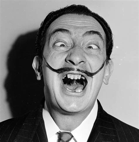 biography of dali in spanish salvador dal 237 photos 10 surreal portraits of the artist