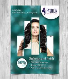 66 salon flyer templates free psd eps ai