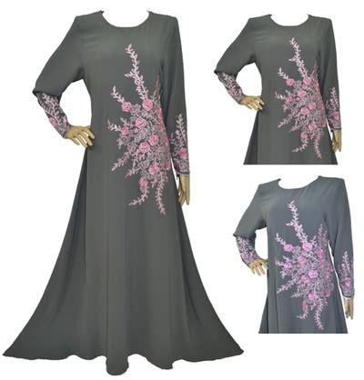 design baju muslimah online jubah sri alisya muslimah dresses baju kurung moden