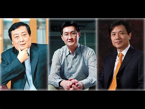 top 10 richest in china 2018