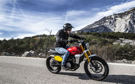 Husqvarna Motorrad Scrambler by Caballero Scrambler Moto90 Concessionaria Ufficiale
