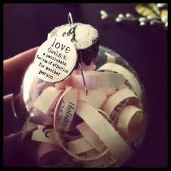 Wedding Gift Ornaments This Beautiful Life Diy Wedding Ornament