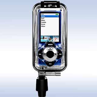 Iluv Casing Iphone 5 Iphone5 waterproof ipod nano 5g