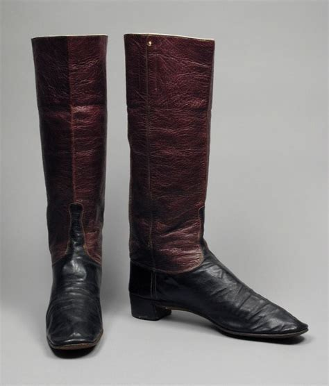 wellington dress boots for pair of s dress wellington boots lacma collections