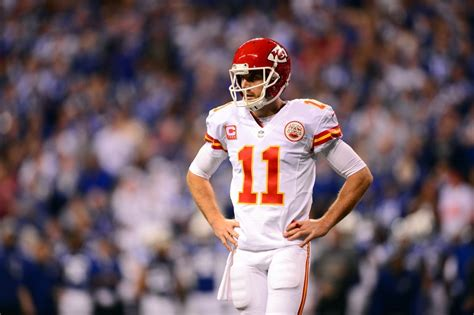kansas city chiefs fan site alex smith s wife speaks out about reports he wants top