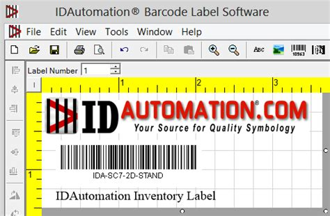 label layout software idautomation barcode label software this is a high