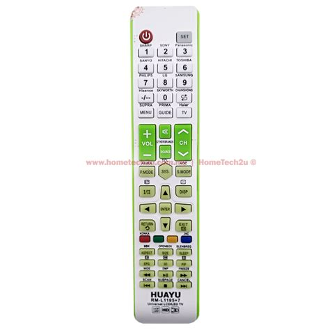 Remot Remote Tv Lcd Led Sanyo Haier universal led tv remote for s end 4 1 2020 8 34 pm