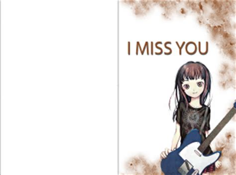 Free Printable Greeting Cards I Miss You | i miss you greeting cards