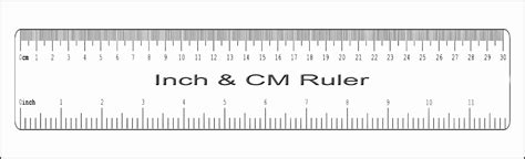 printable mm ruler actual size printable millimeter ruler actual size cuqgn best of 7