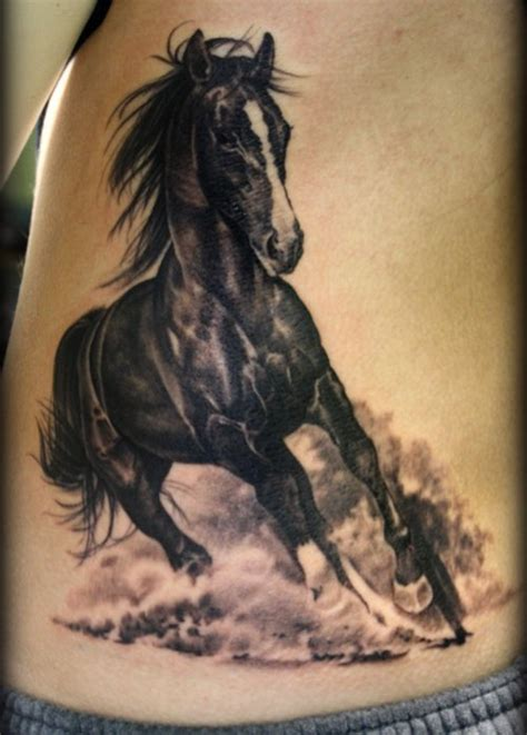 15 simple amp traditional horse tattoo designs with meanings