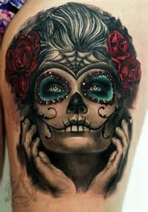 dia de los muertos tattoos designs and ideas