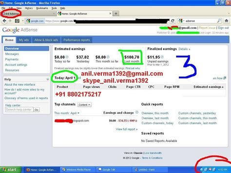 adsense payment google adsense payment proof 800 in 1 month march 2012