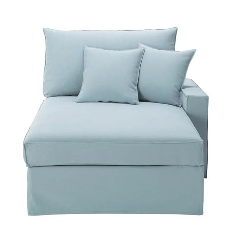 sofa recamiere links sofa recamiere links leinen graublau enzo enzo maisons