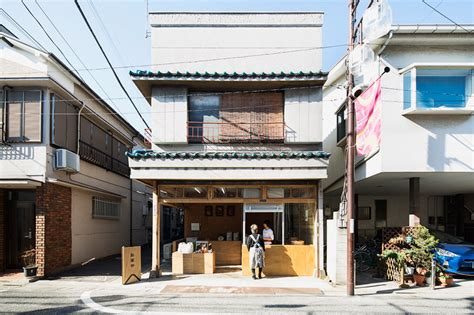 home design stores tokyo okomeya rice store by schemata enlivens tokyo shopping street