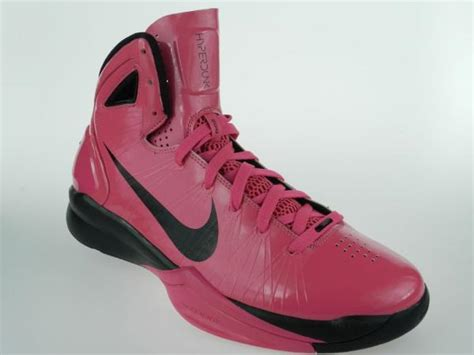 pink mens basketball shoes nike hyperdunk 2010 quot highlighter quot mens pink black